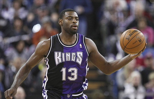 Despite winning Rookie of the Year, Tyreke Evans failed to live up to expectations in Sacramento