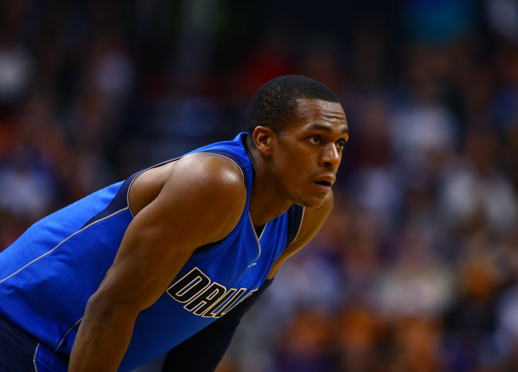 Though Rondo struggled in Dallas, he could be a good fit at point for the Kings.
